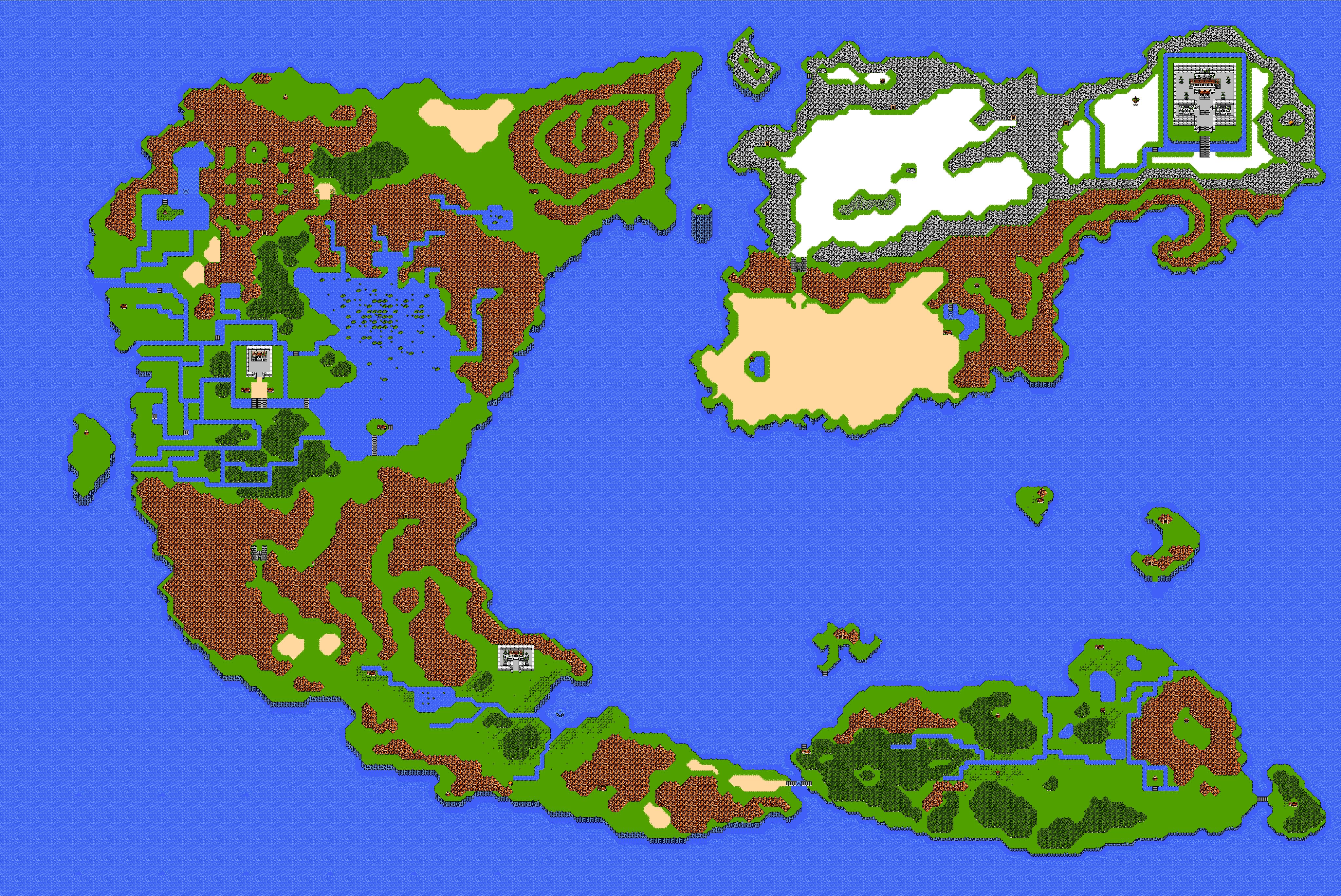 fc封神榜地图